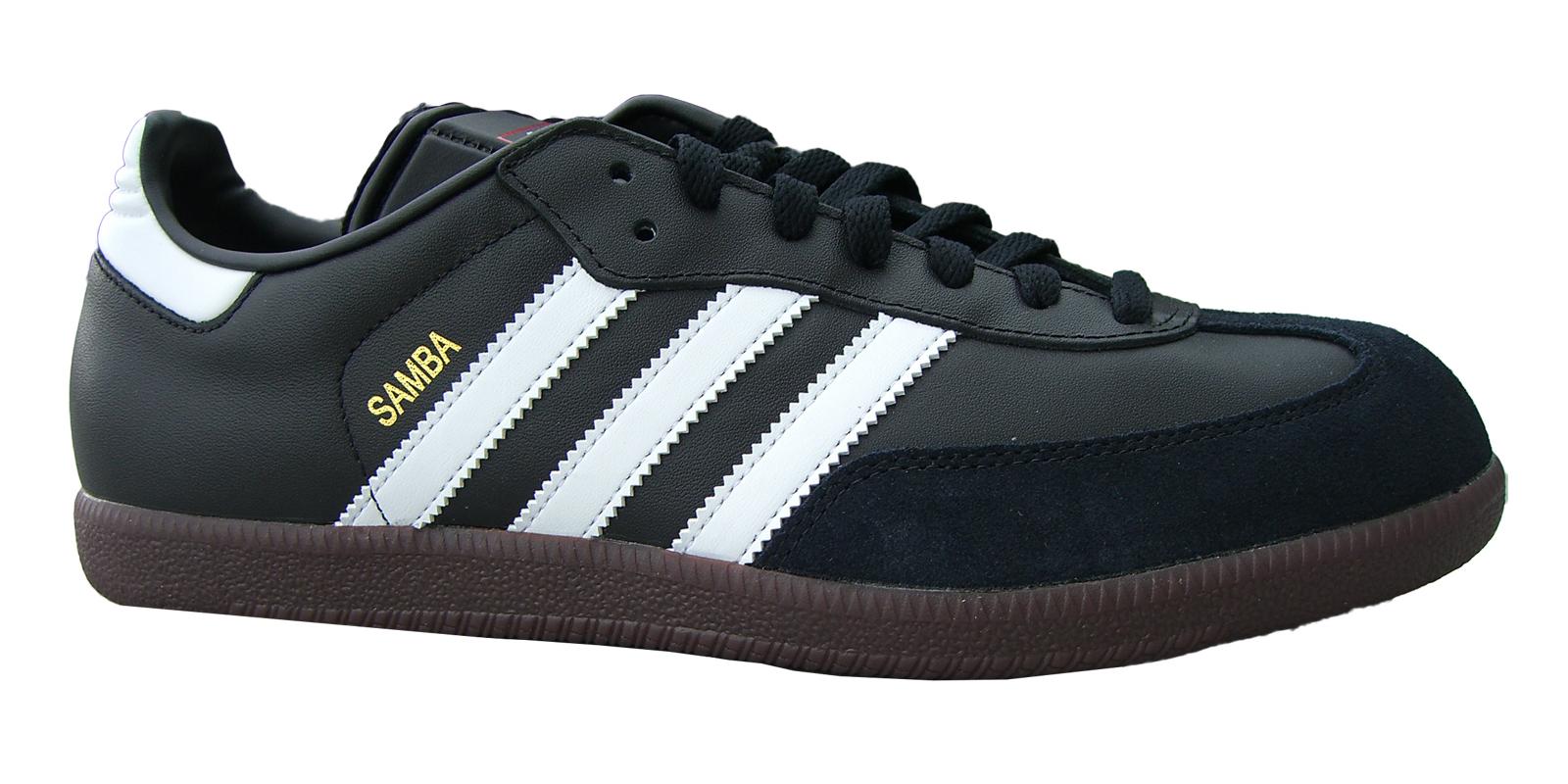 Details zu Adidas Samba Schuhe Classic Herren Sneaker Hallenschuhe Fußball Schwarz