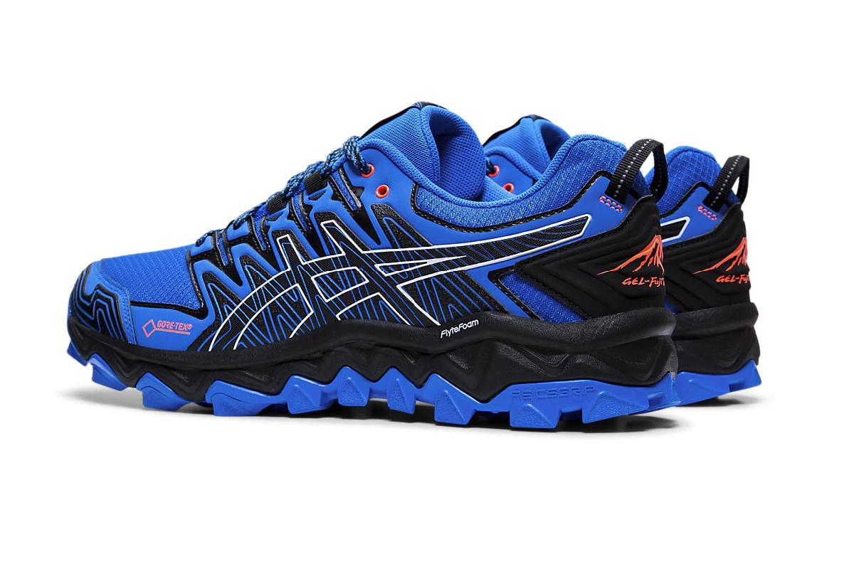 Details zu Asics GEL FujiTrabuco 7 G TX Laufschuhe Herren Gore Tex Schuhe